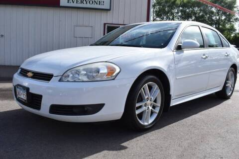 2011 Chevrolet Impala for sale at Dealswithwheels in Inver Grove Heights MN