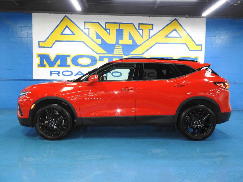 2019 Chevrolet Blazer for sale at ANNA MOTORS, INC. in Detroit MI