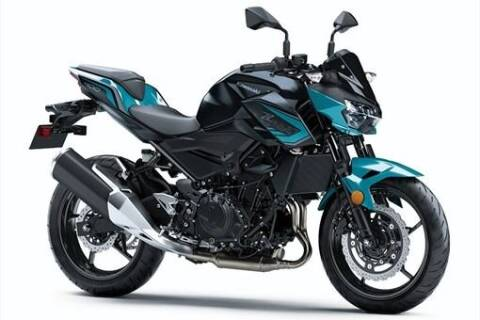 2021 Kawasaki Z400 for sale at Honda West in Dickinson ND