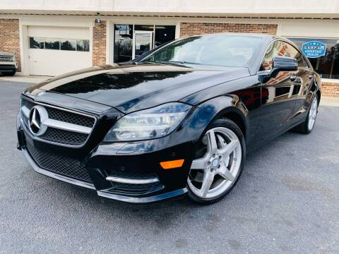 2013 Mercedes-Benz CLS for sale at North Georgia Auto Brokers in Snellville GA
