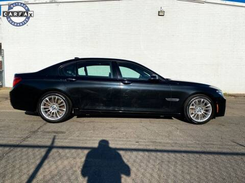 2013 BMW 7 Series for sale at Smart Chevrolet in Madison NC