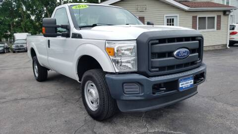 2014 Ford F-250 Super Duty for sale at Falleti Motors, Inc.  est. 1976 in Batavia NY