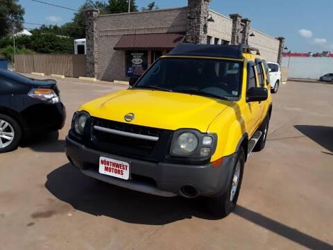 2003 Nissan Xterra for sale at NORTHWEST MOTORS in Enid OK