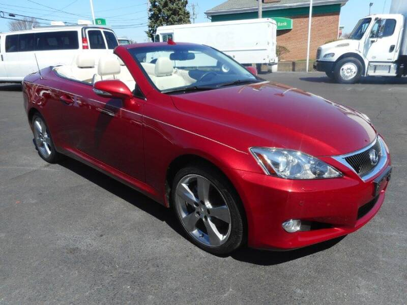 2010 Lexus IS 250C for sale at Integrity Auto Group in Langhorne PA