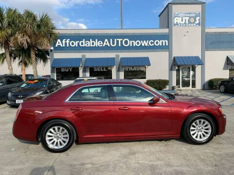 2013 Chrysler 300 for sale at Affordable Autos in Houma LA