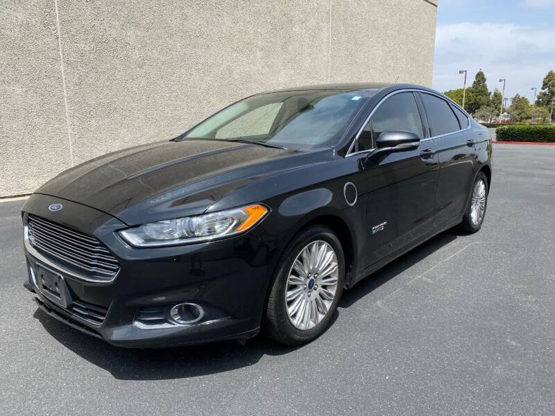 2015 Ford Fusion Energi for sale in San Diego, CA