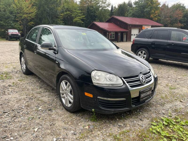 2007 Volkswagen Jetta for sale at Hart's Classics Inc in Oxford ME