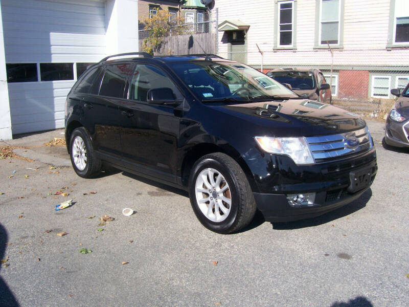 2007 Ford Edge for sale at Dambra Auto Sales in Providence RI