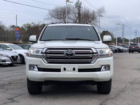 2018 Toyota Land Cruiser for sale at Auto Finance of Raleigh in Raleigh NC