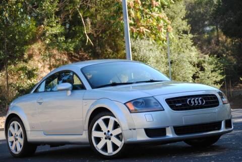 2004 Audi TT for sale at VSTAR in Walnut Creek CA