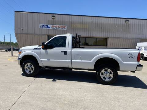 2015 Ford F-250 Super Duty for sale at HATCHER MOBILE SERVICES & SALES in Omaha NE
