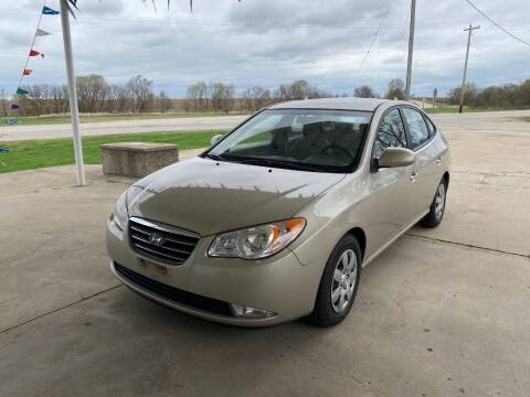 2008 Hyundai Elantra for sale at Newark Rides in Newark IL