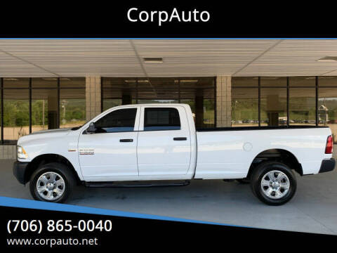 2015 RAM Ram Pickup 2500 for sale at CorpAuto in Cleveland GA