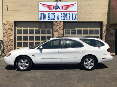 2004 Ford Taurus for sale at LV Auto Sales & Repair, LLC in Yakima WA