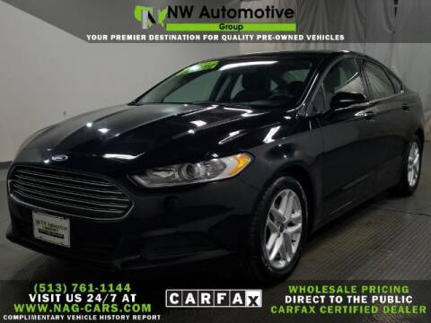 2016 Ford Fusion for sale at NW Automotive Group in Cincinnati OH