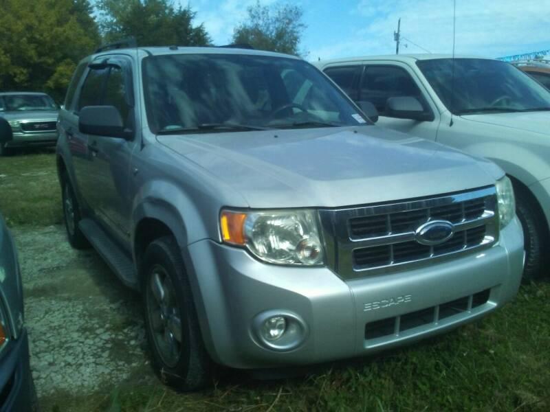 2008 Ford Escape for sale at New Start Motors LLC - Rockville in Rockville IN