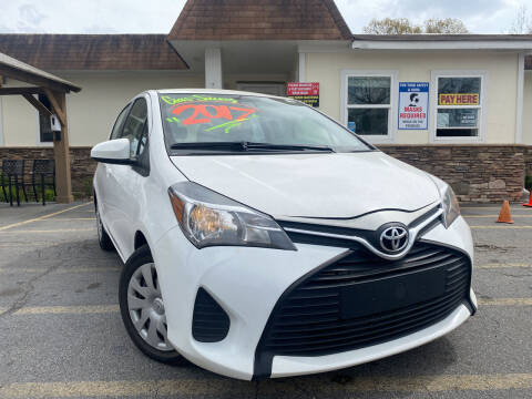 2017 Toyota Yaris for sale at Hola Auto Sales Doraville in Doraville GA