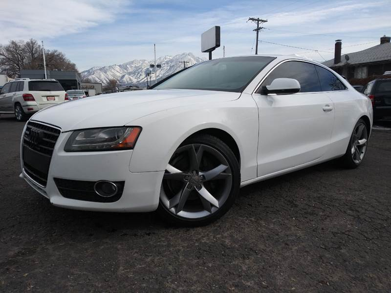 2010 Audi A5 for sale at Access Auto in Salt Lake City UT