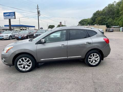 2012 Nissan Rogue for sale at Iowa Auto Sales, Inc in Sioux City IA
