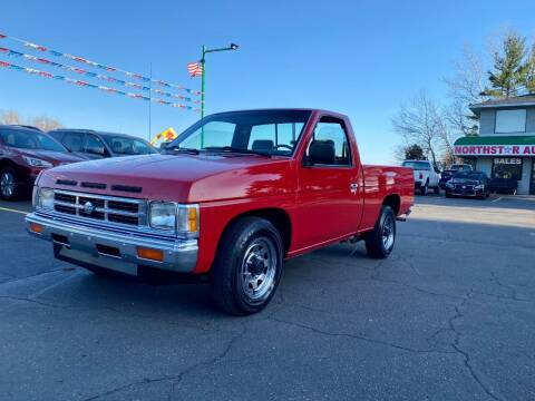 1990 Nissan Truck for sale at Northstar Auto Sales LLC in Ham Lake MN