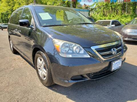 2007 Honda Odyssey for sale at New Plainfield Auto Sales in Plainfield NJ