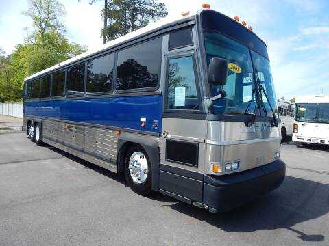 2005 Motor Coach Industries D4000 for sale at Vail Automotive in Norfolk VA