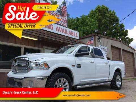 2014 RAM Ram Pickup 1500 for sale at Oscar's Truck Center, LLC in Houston TX