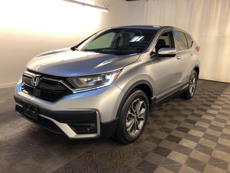 2020 Honda CR-V for sale at Worthington Air Automotive Inc in Williamsburg MA