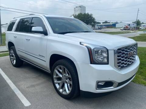 2019 GMC Yukon for sale at Coast to Coast Imports in Fishers IN