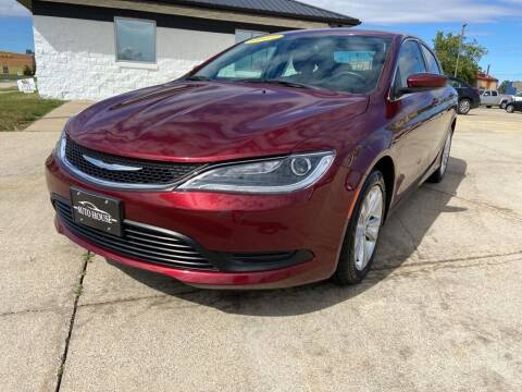 2017 Chrysler 200 for sale at Auto House of Bloomington in Bloomington IL