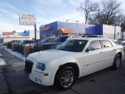 2008 Chrysler 300 for sale at City Motors Auto Sale LLC in Redford MI