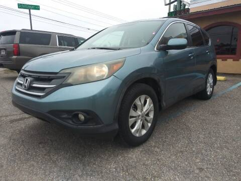 2013 Honda CR-V for sale at Best Buy Autos in Mobile AL