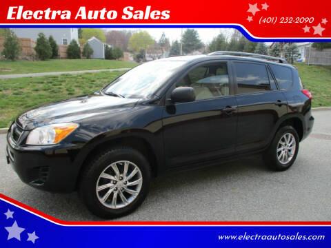 2011 Toyota RAV4 for sale at Electra Auto Sales in Johnston RI