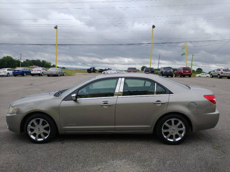 2009 Lincoln MKZ for sale at Space & Rocket Auto Sales in Meridianville AL
