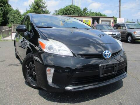 2012 Toyota Prius for sale at Unlimited Auto Sales Inc. in Mount Sinai NY
