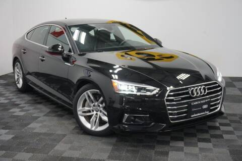 2019 Audi A5 Sportback for sale at Carousel Auto Group in Iowa City IA