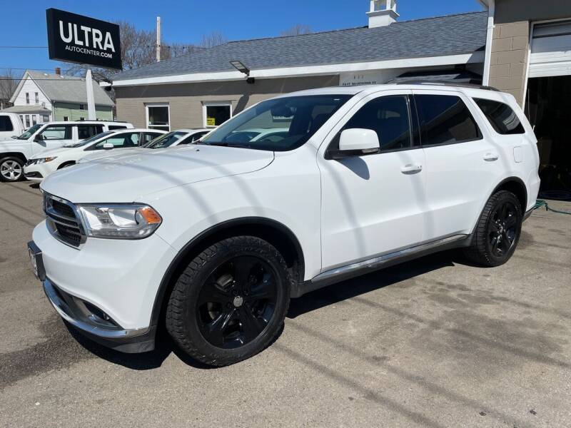 2014 Dodge Durango for sale at Ultra Auto Center in North Attleboro MA