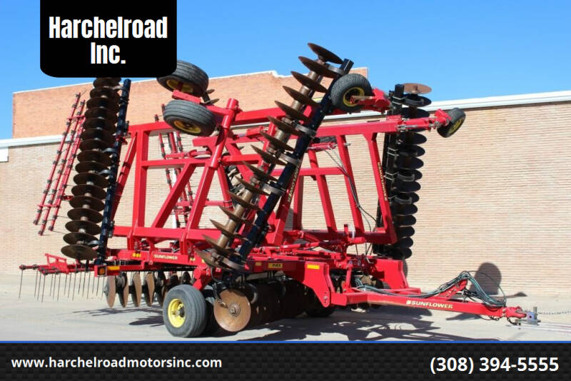 2011 Sunflower 1435-36 for sale at Harchelroad Inc. in Wauneta NE