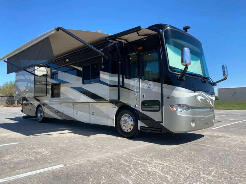 2011 Tiffin Allegro Bus 40qxb, 450Hp for sale at Top Choice RV in Spring TX