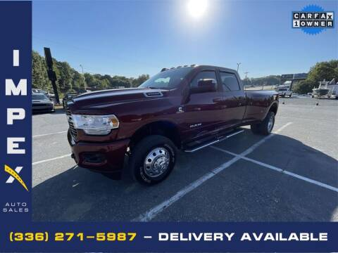 2021 RAM Ram Pickup 3500 for sale at Impex Auto Sales in Greensboro NC