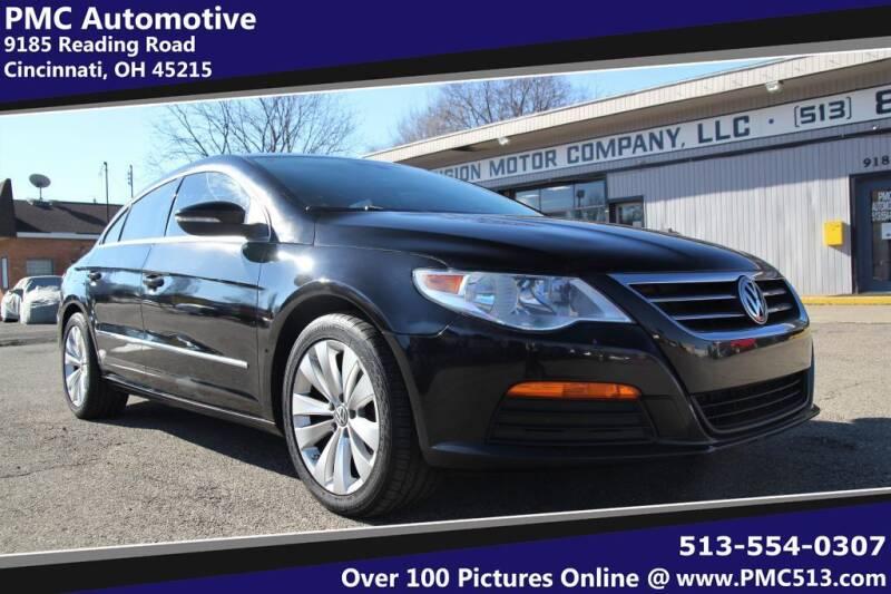 2012 Volkswagen CC for sale at PMC Automotive in Cincinnati OH