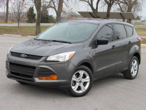 2016 Ford Escape for sale at Highland Luxury in Highland IN