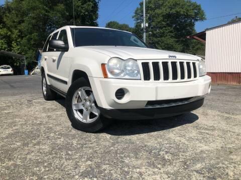 2007 Jeep Grand Cherokee for sale at Atlas Auto Sales in Smyrna GA