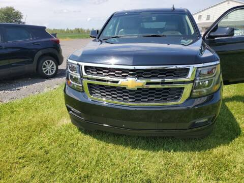 2020 Chevrolet Suburban for sale at K & G Auto Sales Inc in Delta OH