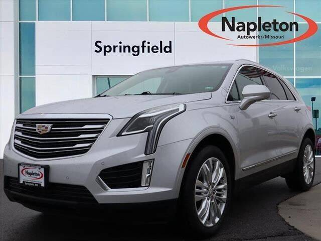 2019 Cadillac XT5 for sale at Napleton Autowerks in Springfield MO