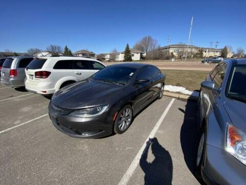 2017 Chrysler 200 for sale at Waconia Auto Detail in Waconia MN