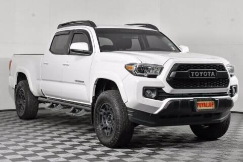 2017 Toyota Tacoma for sale at Washington Auto Credit in Puyallup WA