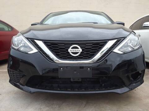 2018 Nissan Sentra for sale at Auto Haus Imports in Grand Prairie TX