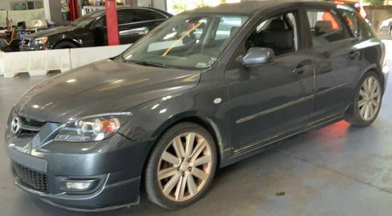2008 Mazda MAZDASPEED3 for sale at Klassic Cars in Lilburn GA