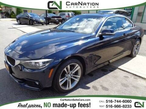 2018 BMW 4 Series for sale at CarNation AUTOBUYERS Inc. in Rockville Centre NY